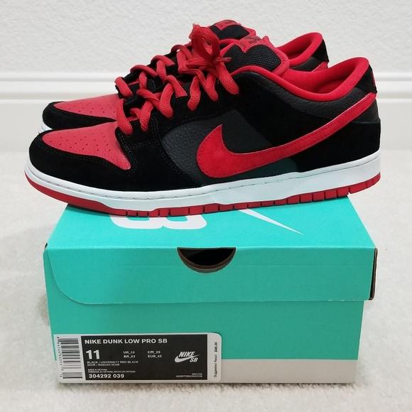 Nike Dunk Low Pro SB JPack